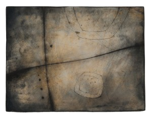 'Stone Map' from Amanda Wallwork's new exhibition 'Lost Ways'
