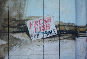 Ffiona Lewis - Fish For Sale
