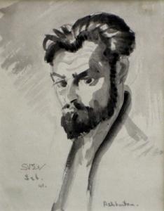 Sven Berlin - Self Portrait