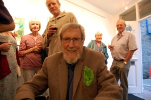 Bob Crossley - Book Launch For 'A Lancashire Lad'