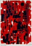 Patrick Heron 'Red Garden'