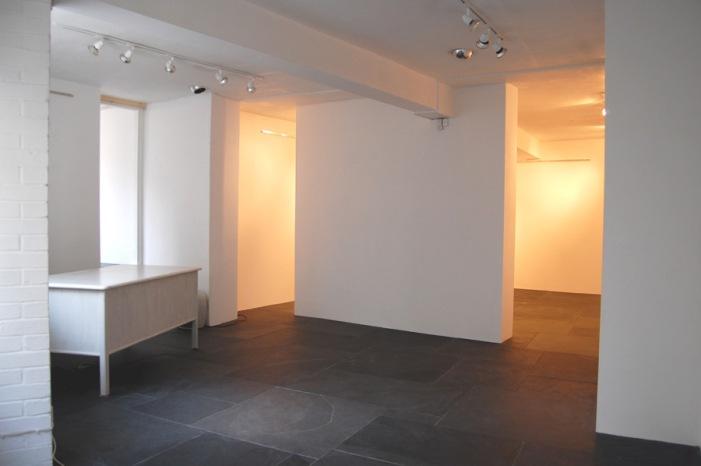 Belgrave Gallery St Ives - refurbished main gallery