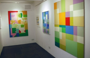 Tom Cross exhibition, Belgrave St Ives