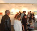 Tom Cross Private View, Belgrave St Ives 2010