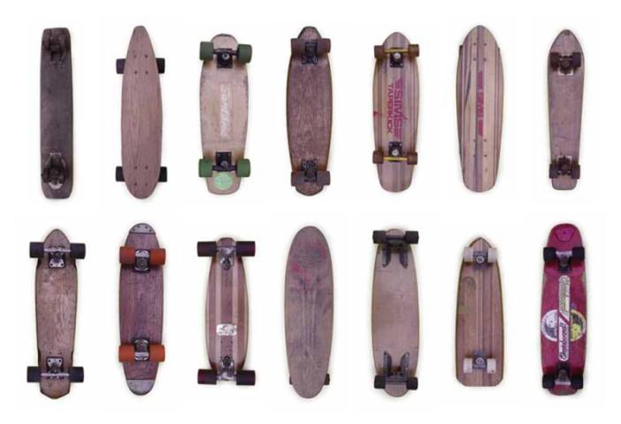 Vintage Skate Decks