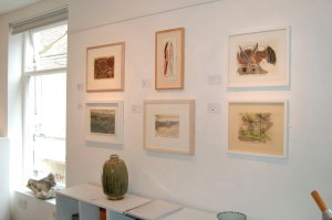 St Ives Exhibition works in G2