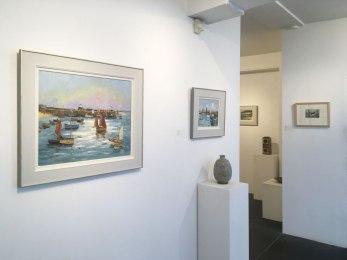 Front Gallery looking towards Rear Gallery
