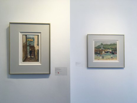Two Paintings, Two Walls